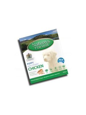 Nature's Harvest Puppy Chicken & Brown Rice