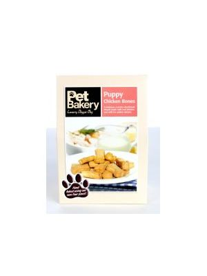 Pet Bakery Puppy Chicken Bones