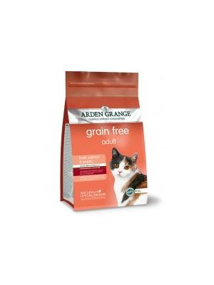 Arden Grange Cat Adult Salmon & Potato