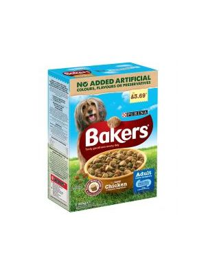Bakers Chicken&Veg PM £3.69
