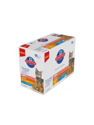 Hills Science Plan Feline Adult Light Tender Chunks in Gravy Multipack