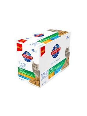 Hills Science Plan Kitten Original Multipack 12 Pack