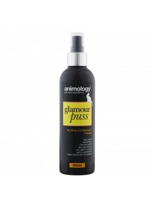 Animology Glamour Puss No Rinse Cat Shampoo Spray 250ml - Papaya